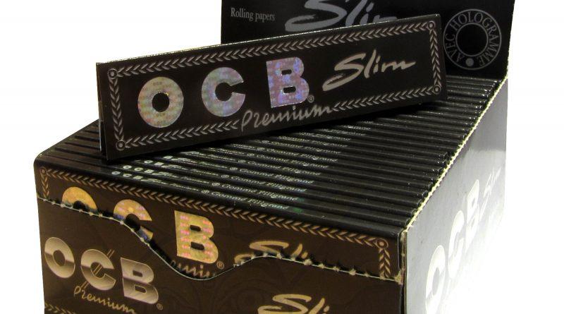OCB slim premium : le top de la feuille à rouler pour vos cigarettes !